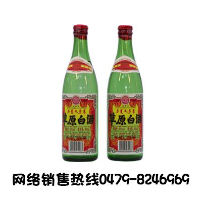 60度草原白酒